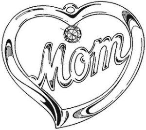 LUV U MOM